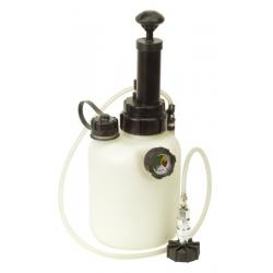Aparat  aerisit schimbat lichidul de frana sau ambreaje hidraulice  rezervor 2,5L  Sealey