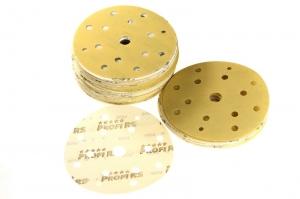 Disc abraziv 150 mm gradare 15 gauri P320 100 bucati