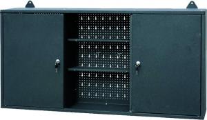 Dulap scule fix cu afisaj 2 sertare inchise 1200x600x200 mm gri