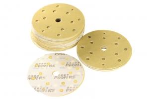 Disc abraziv 150 mm gradare 15 gauri P220 100 bucati