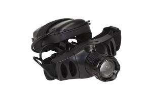 Lanterna frontala LED 3W luminozitate reglabila reglare 45 grade