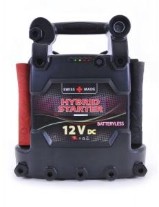 Robot de pornire 2 in 1 baterie si ultra condensatoare SuperCap Hybrid Strart Booster C5 12V 3500A