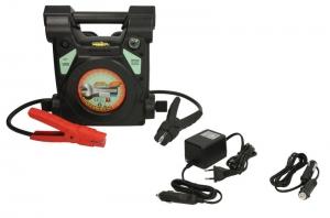 Robot de pornire incarcator acumulator Booster P6-2000 12V 2000A 750A 80cm