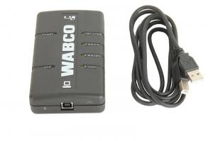 Inferfata diagnoza Wabco ABS / EBS Tip USB 2.0 DI-2 camioane