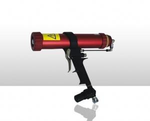 Pistol profesional silicon parbriz 400ml