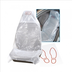 Set Huse protectie scaun; 250 bucati   3M