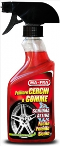 Detergent  Jante Si Anvelope 500 ml  Pulitore Cerchi&Gomme Italia Ma-Fra