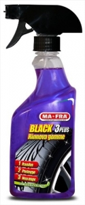 Detergent Cu Polish Special  Anvelope 500 ml Black 3 Plus Italia   MaFra