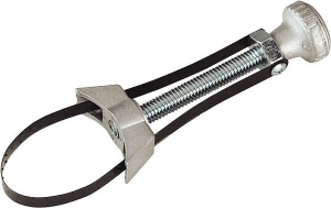 Cheie filtru ulei banda metalica 65-100mm