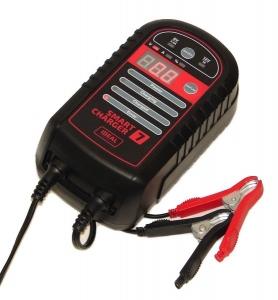 Redresor curent incarcare acumulator 3.5/7A 6/12V  bateriile cu acid, de tip AGM si cele cu gel