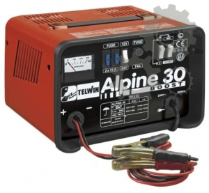 Redresor curent Alpine 30 Booster 12/24V