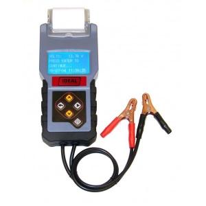 Tester baterie digital cu imprimanta BDT4000 plumb acid stare electromotor si alternator