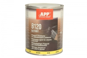 Masa bitumoasa sasiu B210 protectie sasiu 1.3kg
