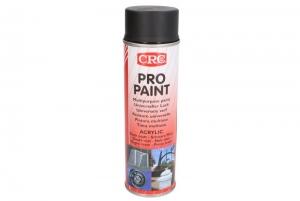 Spray vopsea acrilica negru mat 500 ml