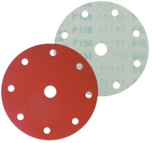 Disc abraziv 542 6 gauri Velcro f150mm P500 100 bucati