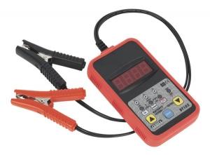 Tester baterie si alternator 12V Sealey
