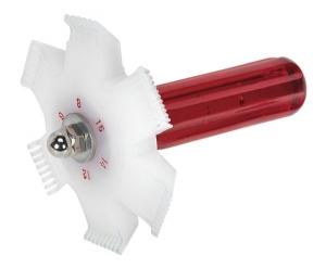 Instrument reparatie fagure radiator motor