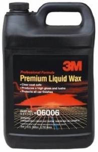 Ceara Premium Liquid Wax  1 galon  3M