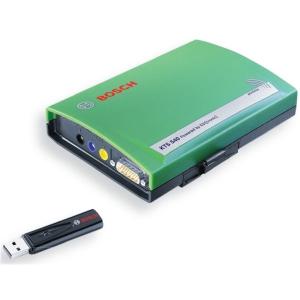 Interfata pentru diagnoza auto KTS 540 + A + SD SIS, Bosch cu LICENTA