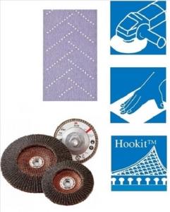 Kit Coli abrazive Hookit Purple Multihole+ Bloc 70x396mm flexibil/reglabil  3M