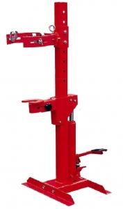 Presa hidraulica compresare arcuri suspensie presiune 1 tona