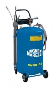 Recuperator ulei prin absorbtie golire manuala cu set tuburi 80 litri