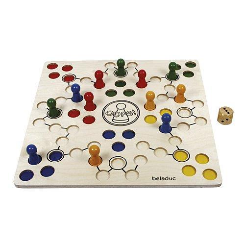 Joc cu pioni - OOPS