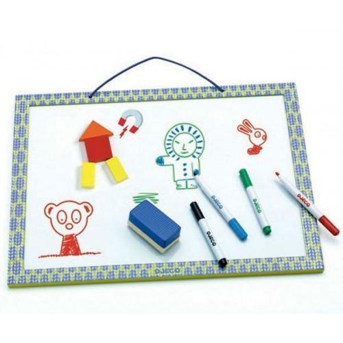 Tabla magnetica (whiteboard)