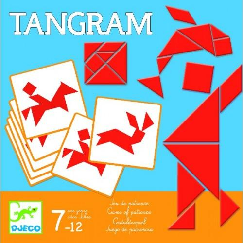 Tangram - joc interactiv de logica