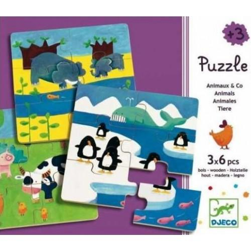 Puzzle DuoAnimo