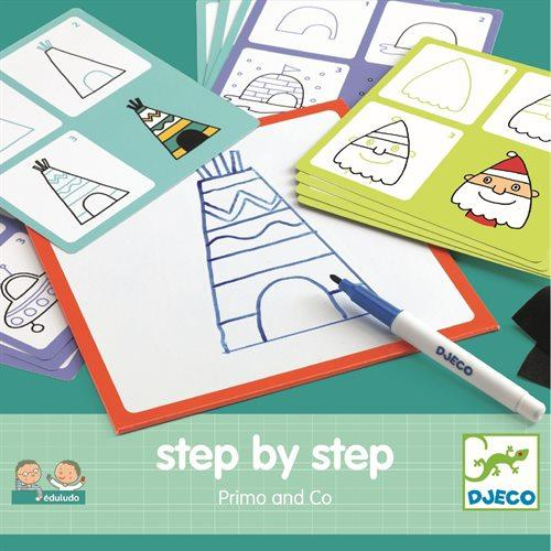 Deseneaza pas cu pas - Editie pentru juniori