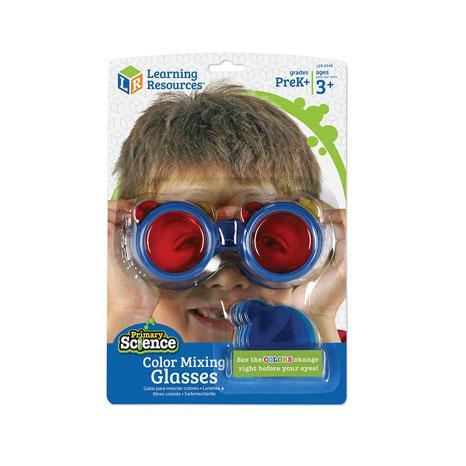 Ochelari cu lentile colorate