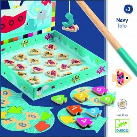 Joc educativ Navy loto