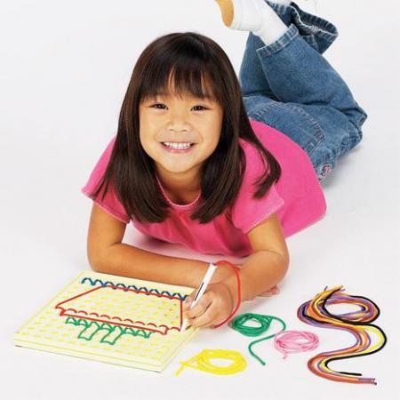 Set de tesut - joc educativ - Learning Resources