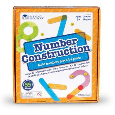 Construieste numere - Set constructie