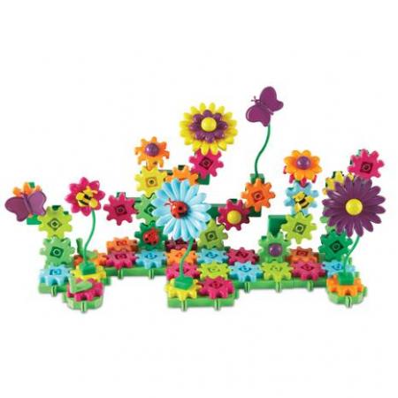 Setul constructorului cu flori - Gears! Gears! Gears! 116 Piese