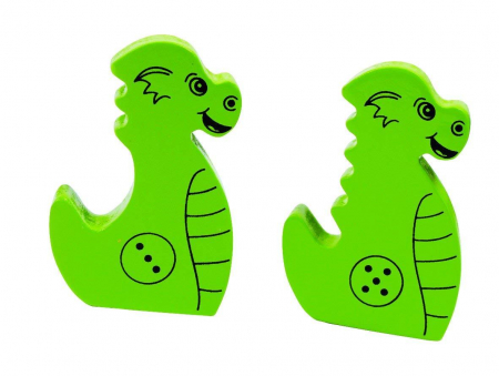 Spiky - Ajuta dragonii sa iasa din ou - set tactic si concentrare