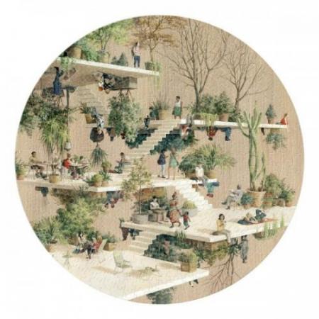 Puzzle circular