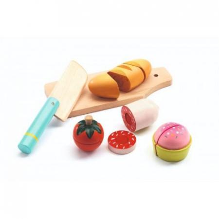 Micul dejun - set de feliat - joc de rol in bucatarie