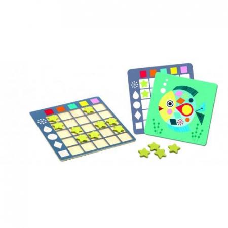 Coloformix - joc de logica Djeco