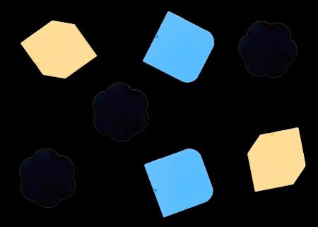 Accesorii Cubetto-Piese logice