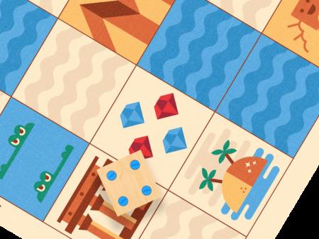 Accesorii Cubetto-Harta Egiptului