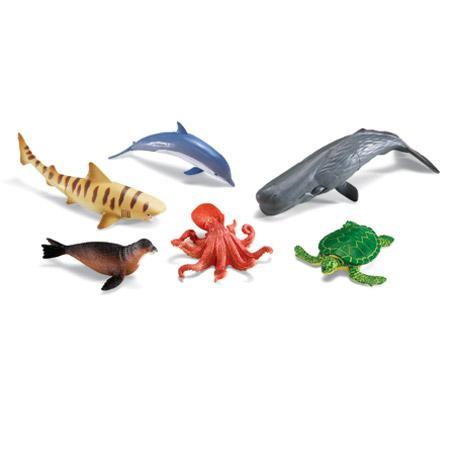 Vietatile oceanului - Figurine mari