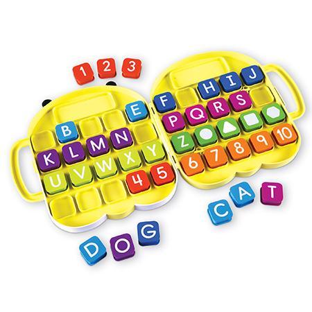 Alphabee - invata litere si cifrele din mers