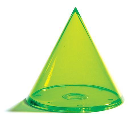 Set figuri geometrice transparente