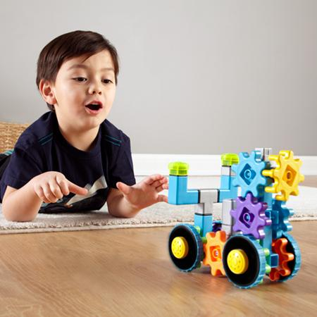 Gears! Gears! Gears! - set constructie masinarie
