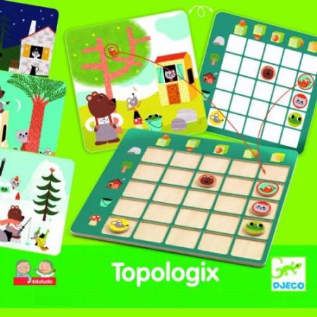 Topologix - joc de logica