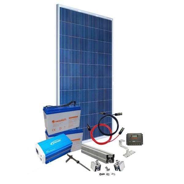 Sistem fotovoltaic Off Grid 160W-big