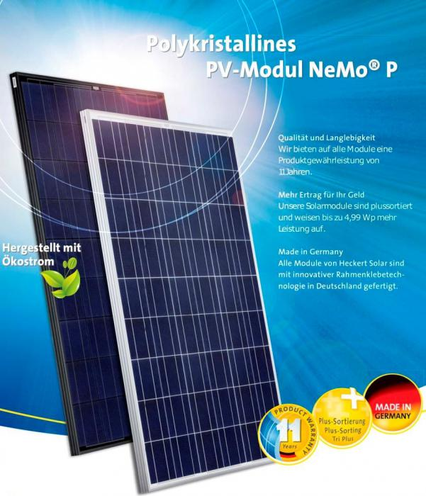 Panou fotovoltaic 250W - Made in Germany-big