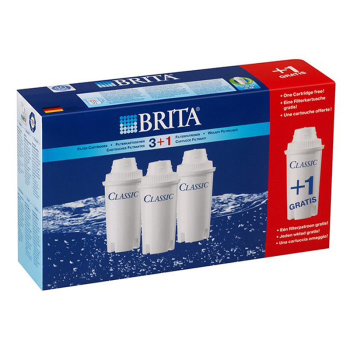 Pachet 3+1Gratuit Filtre Classic Brita-big